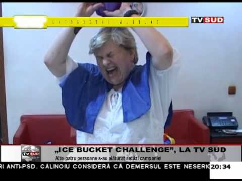 """Ice Bucket Challenge"", la TV SUD"