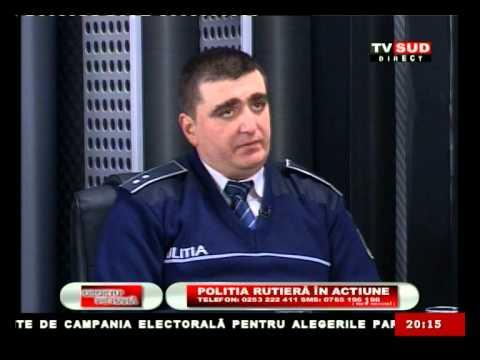 Cu Degetul pe Rană 18.12.2012 – POLIȚIA RUTIERĂ ÎN ACȚIUNE