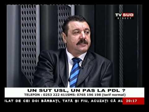 Cu Degetul pe Rană 15.01.2013 – UN ȘUT USL, UN PAS LA PDL?