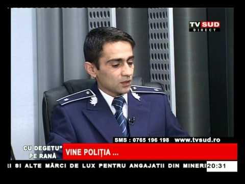 Cu Degetul pe Rană 26.03.2013 – VINE POLIȚIA …
