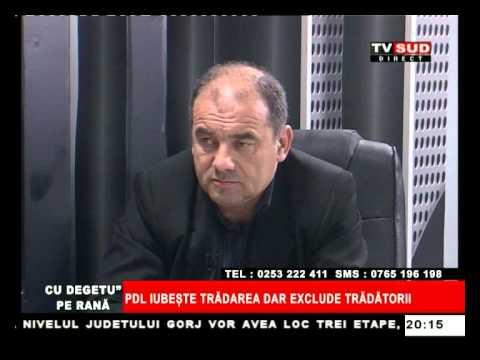 Cu Degetul pe Rană 02.04.2013 – PDL IUBEȘTE TRĂDAREA DAR EXCLUDE TRĂDĂTORII