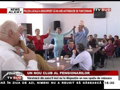 Un nou club al pensionarilor
