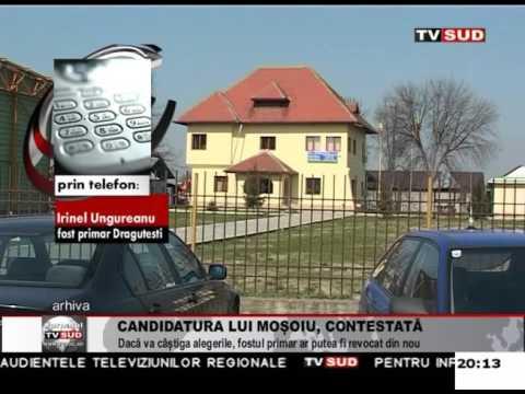 Candidatura lui Moșoiu, contestată