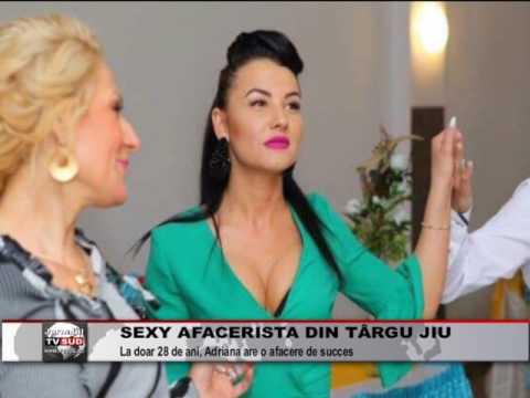 Sexy afacerista din Târgu Jiu