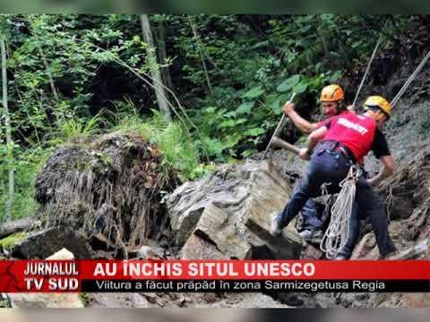 Au închis situl UNESCO