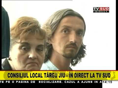 EDIȚIE SPECIALĂ, ȘEDINȚĂ CONSILIUL LOCAL TÂRGU JIU, 30.07.18